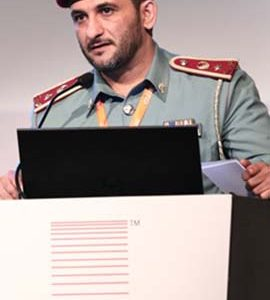 Lt. Colonel. Ahmed Nasser Al Kindy